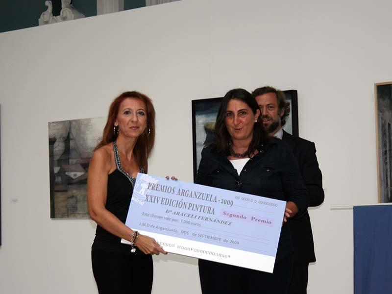 2º Premio Casa del Reloj (Madrid)