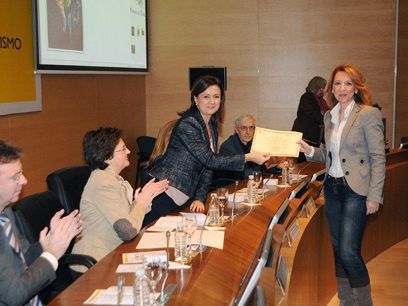 Primer Premio Ministerio Economía y Hacienda (Madrid)