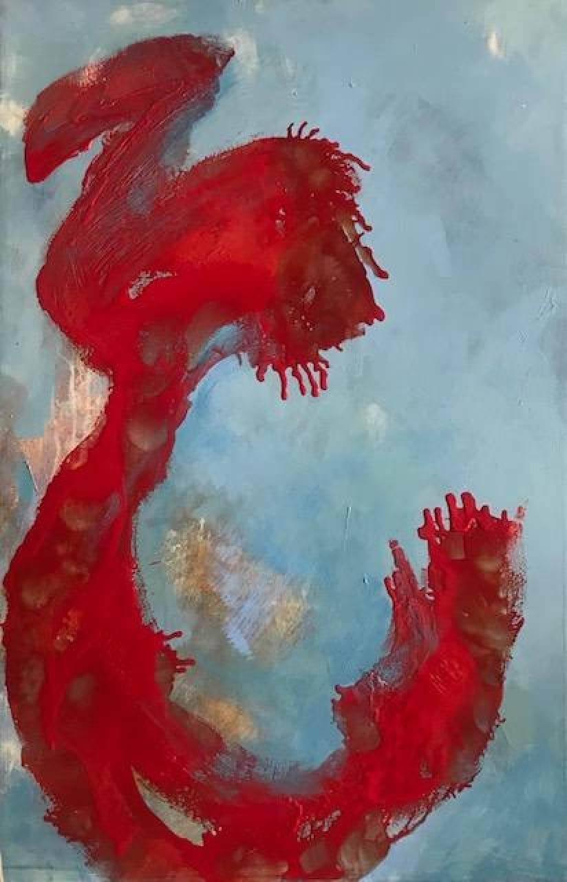 Meandro Rojo